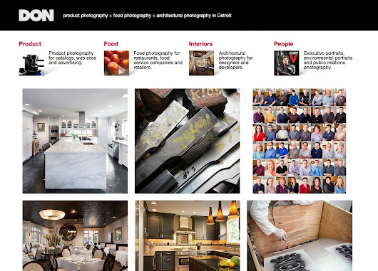 Don Schulte Photography (Showcase) - Zenphoto - The simpler media website CMS