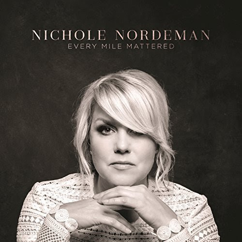 """Every Mile Mattered"" CD by Nichole Nordeman #TigerStrypesBlog"