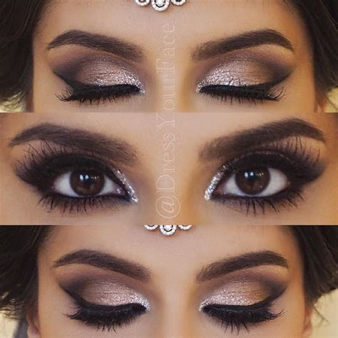 wedding makeup for brunettes best photos   Makeup