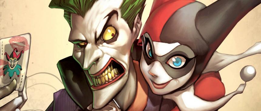 Harley Quinn Y Su Pudin Demuestran Su Amor En Esta Imagen De