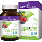 Organic Perfect Prenatal By New Chapter - 96 Tablets
