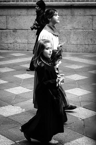 Procesión de La Soledad - XIII by escael