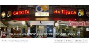 Cariocas convocam boicote a restaurante onde gerente ofereceu banana a entregadores negros