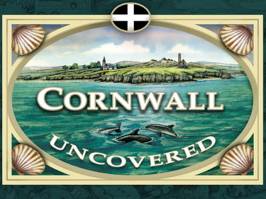 Cornwall Uncovered Map