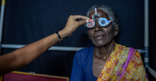 A Simple Way to Improve a Billion Lives: Eyeglasses