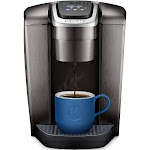 Keurig K-Elite Single-Serve K-Cup Pod Coffee Maker with Iced Coffee Setting - Brushed Slate