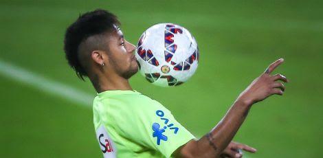 Neymar é o destaque brasileiro na competição