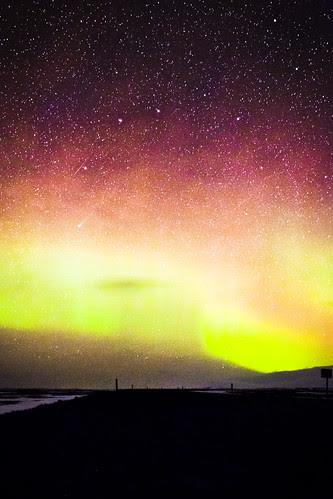 2013 11 26 - 6532b - Reykjahlíð - Aurora Borealis