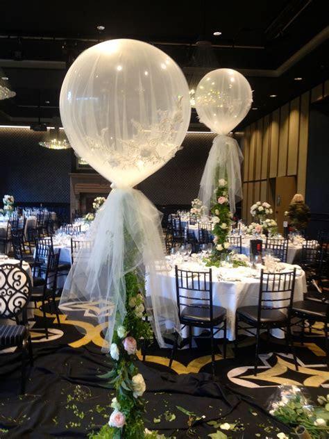 Doltone House   wedding including custom tulle, giant
