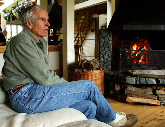In Memory of Douglas Tompkins, Conservationist and Co-Founder of The North Face