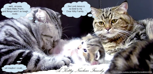 Kitty Nuclear Families: Father's Pay Raise 4 [READ STARTING WITH ONE]