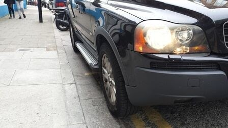 #Volvo #XC90 Running Board Side Steps Bar Board Accessory 2003 Onward available on #eBay by London Tuning...