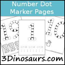 Número Dot Páginas