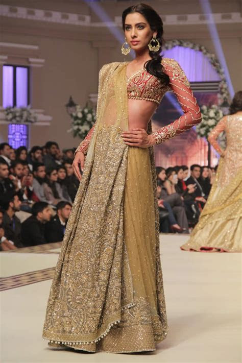 Faraz Manan Embroidered Bridal Outfits Collection