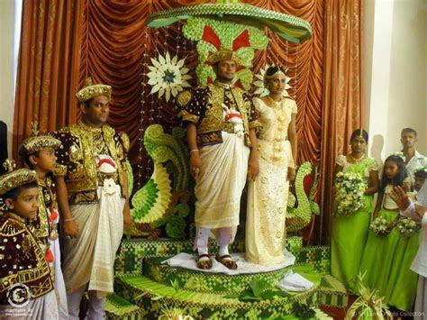 SRILANKA BUDDHIST TRADITIONAL WEDDING ~ Sri Lankan Wedding