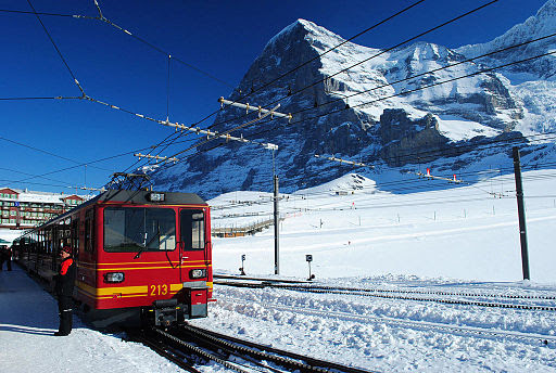Best cogwheel trains in Switzerland and across the world!