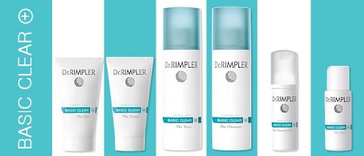 Dr. Rimpler - Basic Clear+ - Online Shop