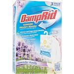 DampRid Hanging Moisture Absorber, Lavender Vanilla - 3 pack