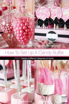 77 Best How to Setup a Candy Buffet in 6 Steps images in