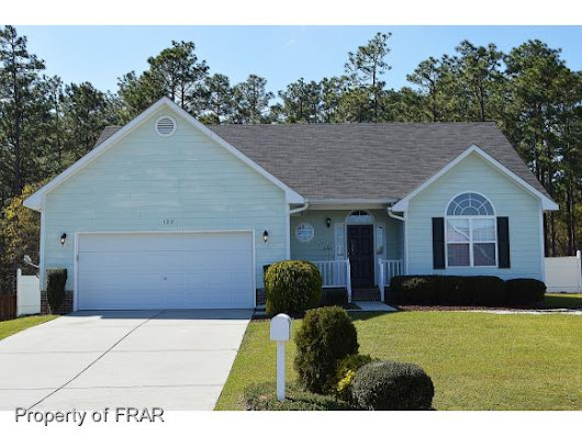Home for Sale -                     123 Dolphin Dr Raeford, NC 28376 (MLS 464066 $183,500) -                                                               Natasha Eyada  at Manning Realty