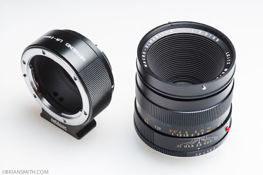 Ultimate Guide to Sony A7 / A7R Lens Mount Adapters - Part 2