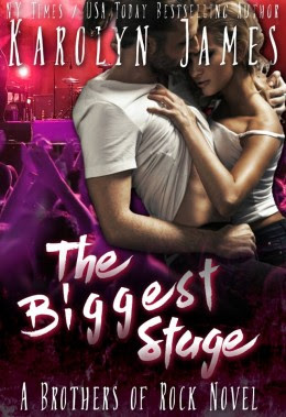 Blitz: The Biggest Stage by Karolyn James