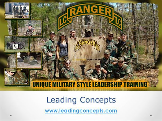 Leadership Development Programs And Workshops - Leading Concepts