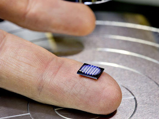 IBM unveils world's smallest computer | The Independent