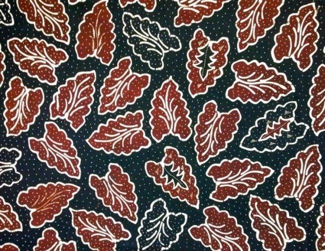 Motif Batik Modern Yang Mudah Digambar   Batik Indonesia