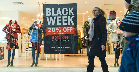Black Friday is longer, and tamer, than ever