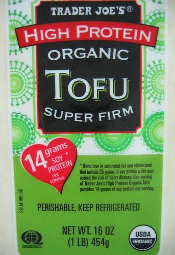 trader joe's tofu