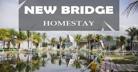 Review Homestay New Bridge (Cầu Mới) - Trải nghiệm nhà ống | Du Lịch Ăn Uống Cam Ranh #02