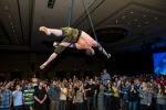 aerial acrobats
