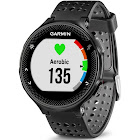 Garmin Forerunner 235 Black GPS Running Smartwatch, Black/Gray