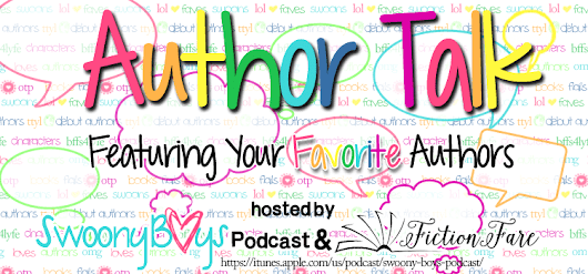 Swoony Boys Podcast Episode 40: Author Talk featuring Kasie West | Swoony Boys Podcast