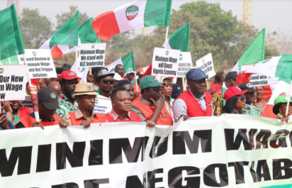 Minimum Wage: Labour Considering Industrial Action After Failing To Reach Deal With Government #wanitaxigo