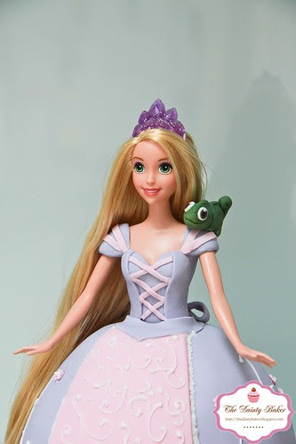 Rapunzel Barbie-1