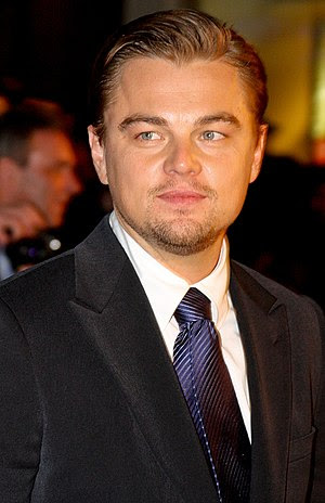 DiCaprio at the Body of Lies premiere in Londo...