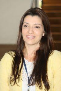 Vanessa Cristina Passarelli, Diretora da Emef Nelson Gabaldi.