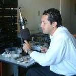 Radialista Leo Ribeiro Jr.