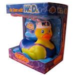 Rubba Ducks RD00093 W D Gift Box