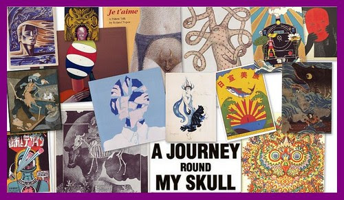 A Journey Round My Skull blog collage