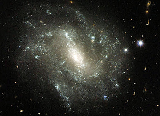 Universe expands faster than scientists' thought