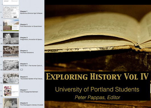 Exploring History Vol IV: Eight Document Based Lessons