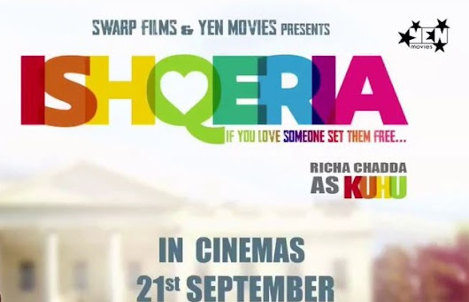 Ishqeria Movie Review | MovieMurga.com