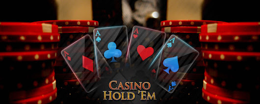 How to play online Casino Hold'Em poker
