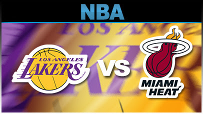 Los Angeles Lakers and Miami Heat Game Preview
