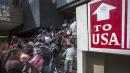 Few Migrants From Caravan Allowed To Enter U.S., Apply For Asylum