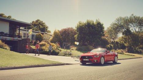 Gtb Germany Inszeniert Den Ford Mustang