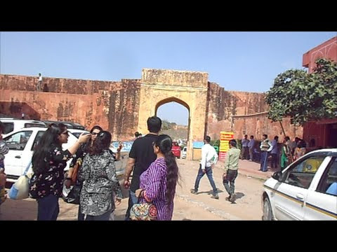A Visit To Jaigarh Fort, Jaipur
